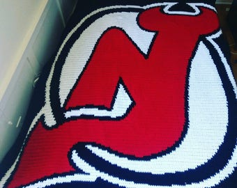 New Jersey Devils Blanket