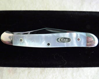 Case XX Knife - Case Mother of Pearl Folding Pocket Knife