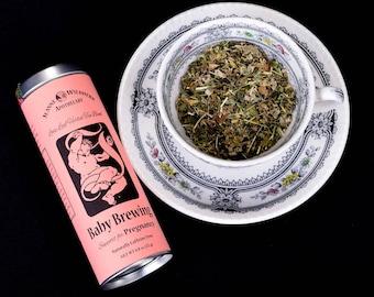 Baby Brewing Loose Leaf Herbal Tea Pregnancy Tonic