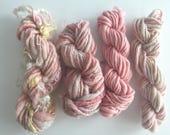 Hand Spun Yarn Pack 4
