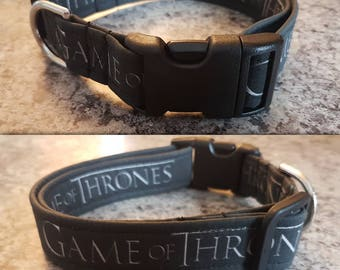 Game of thrones collar