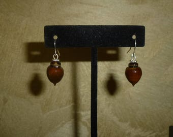 Acorn Earrings #203