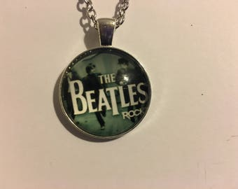 The Beatles Rock Necklace    U52