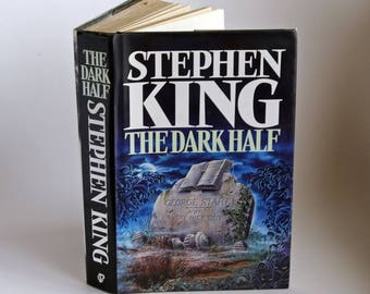 THE DARK HALF by Stephen King - 1989 First Edition