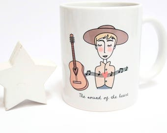 "Cup ""the sound of music"""