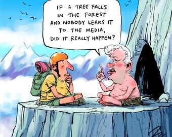 AWU/Tony Burke cartoon