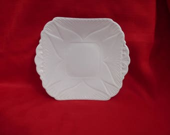 Vintage Shelley Bone China Sandwich Plate