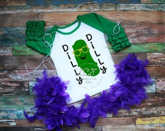 Dilly Dilly// Pickle//SVG/EPS//DXF file