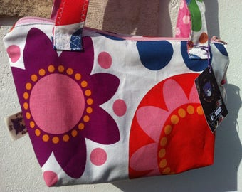 Fabric tote bag * only - custom fabric choice *.