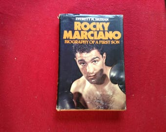 Rocky Marciano Bio. Of a First Son
