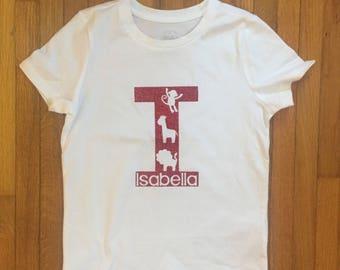 Animal Inspired Personalized Shirt