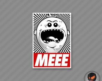 MEEE! (Sticker)