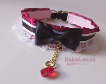 Kyoko inspired - Nekolaces tug proof collar