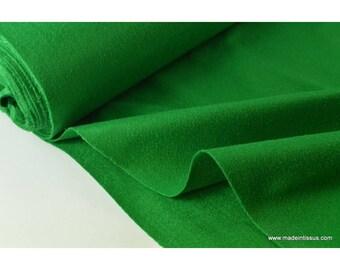 Felt green polyester craft creative x50cm