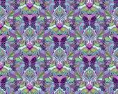 Tula Pink Petunia Owls Cotton Fabric