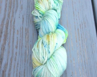 The Question of Miracles - Hand dyed yarn