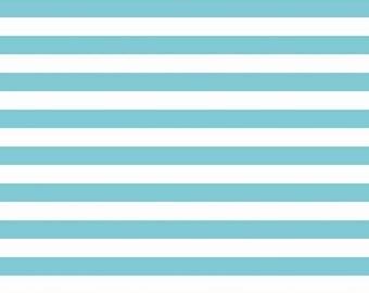 Stripe Knit Fabric