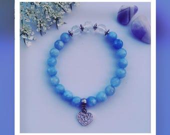 Bleu orange jade