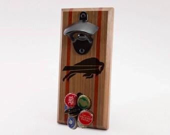 Buffalo Bills Magnetic Bottle Opener