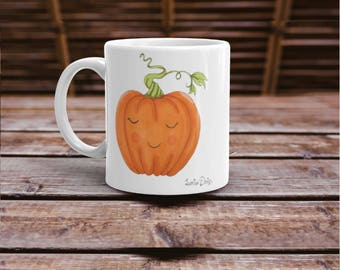 Pumpkin mug, Pumpkin coffee Mug, fall pumpkin, fall mug, fall coffee mug, fall coffee cups, fall cups, Halloween mug, Halloween coffee mug,