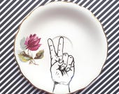 """Plate collection """"80 's"""""""