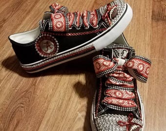 Alabama Fan Shoes