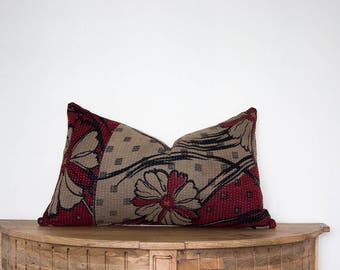 14X24 Vintage Afghan Pillow Cover