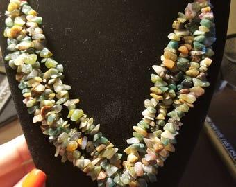 Green Jade Collar