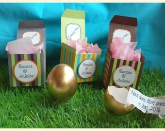 pregnancy announcement surprise egg original