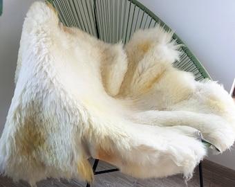 Genuine,Organic Sheepskin Rug