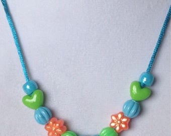 Moana Inspired Heart of Te fiti DIY Necklace Kits