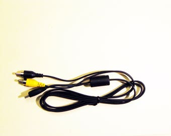 Cannon Camera RCA and Component Cord