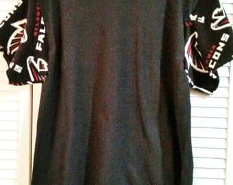 Atlanta falcons fans etsy for Atlanta custom t shirts
