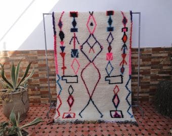 azilal rug moroccan berber