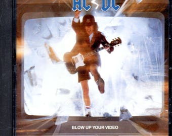 AC/DC - Blow Up Your Video  - CD - vg+