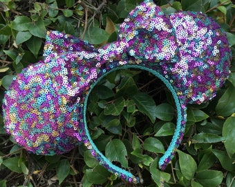 Mermaid Lagoon Sequin Ears