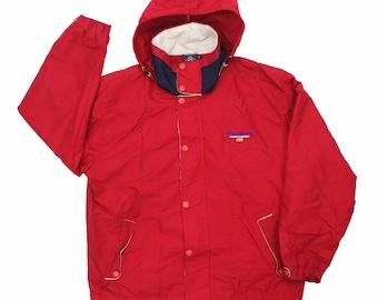 Vintage 90s Polo Sport Ralph Lauren Windbreaker Hoodies Jacket
