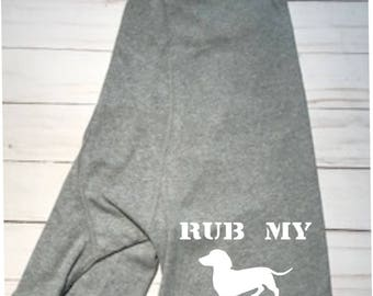 SALE on Gray Boxer Briefs! Valentine's Day Gift for Husband, Custom Boxer Shorts, Personalized Boxer Shorts,