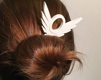 Mercy Hair Pin - Overwatch
