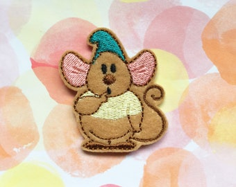 Animal Felties, Inspired Character, Princess Mouse