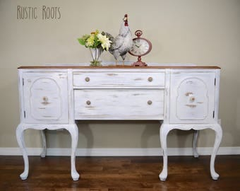 Vintage Buffet, Vintage Sideboard, Antique Buffet, Antique Sideboard, Dining Room Table, Entryway Table, Console Table, Side Table