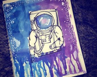 Spaceman wonder