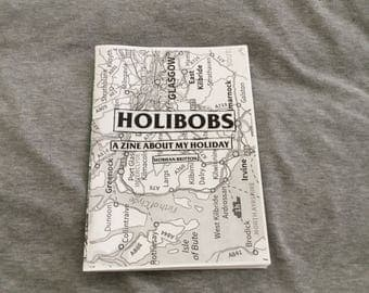 HOLIBOBS: A Zine About My Holiday