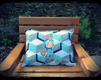 "cushion ""Using Valerian Knight!"""