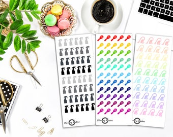 Household Cleaning Planner Stickers