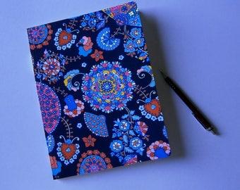 "Notebook / ""Corfou"" / by Lucrezia Solena / Cute Fashionista / Original Illustration / French designer"