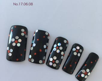 Custom and personalized artificial nail