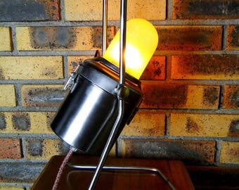Industrial design lamp