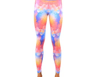 BiggYoga Aura Tights - Size - S
