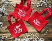 Custom Small Gift Bags - ...